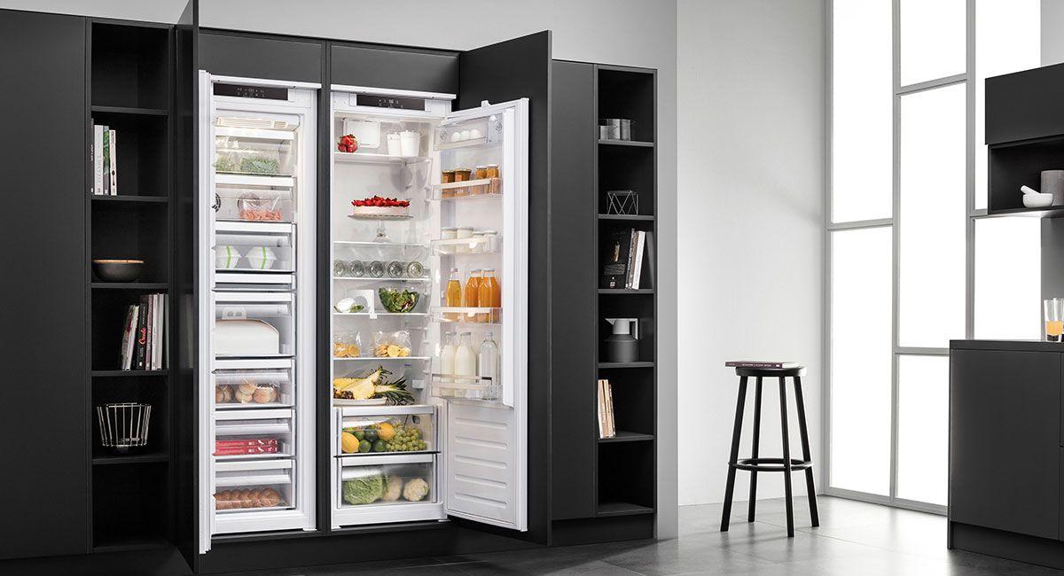 Side By Side Kühlschrank Mit Weinkühlschrank : Kühlschrank ihr küchenfachhändler aus lörrach u2013 küchendesign höllstin